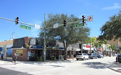On the corner of Lake Avenue and K Street 9758 (Tangled Bank) Tags: downtown lake worth florida town city urban street commercial building structure old classic vintage shop