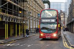 Arriva London HV69 (cybertect) Tags: 141 arriva arrivalondon carlzeissplanart50mmf17 hv69 lj62bso londonboroughofhackney londonn1 londonbus n1 sonya7ii wrighteclipsegemini2 wrighteclipsegeminiii bus doubledecker route141 volvob5lh