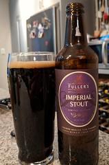 mmmm....beer (jmaxtours) Tags: mmmmbeer imperialstoutlimitededition imperialstout limitededition fullersbrewery fullers londonengland london england stout ale beer