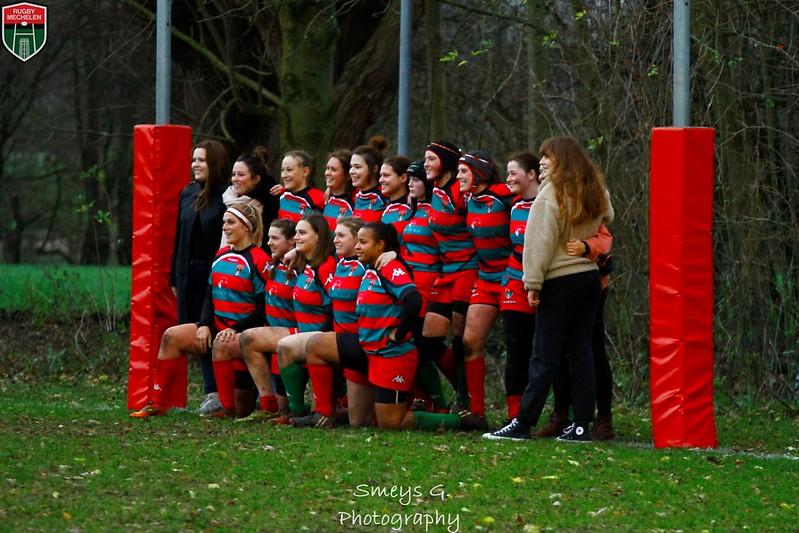 Dames Rugby Mechelen - Brugge