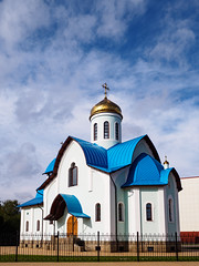 Blessed Virgin chapel (Jack182_rus) Tags: m43 olympus em10ii leica summilux architecture church temple chapel