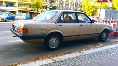 Ford Granda 2.0 L Berline (Sedan) | 1982-1985 (Transaxle (alias Toprope)) Tags: auto autos car cars coche coches carro carros motor macchina voiture voitures soul beauty power snapshot berlin toprope iphone bella macchine classic classics vintage historic antique veteran veterans oldtimer old german engineering germany ford granda 20liter berline sedan 1982 1983 1984 1985 50v5f 5favs 5faves 5faveswithinlessthan100views السيارات 車