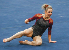 132A3707 (Knox Triathlon Dude) Tags: 2016 isu gymnastics leotard leotards sports usa illinoisstateuniversity women female college university legs thighs leotardo レオタード 레오타드 леотард костюмакробата