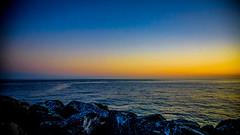 Costa de Monterosso, Cinque Terre (pepoexpress - A few million thanks!) Tags: nikon nikkor d750 nikond75024120f4 nikond750 24120mmafs pepoexpressflickr sunset sunrise sea seascape puestadesol monterosso cinqueterre italy