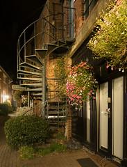 365-2018-275 - Winchester after dark (adriandwalmsley) Tags: charlecotemews winchester night