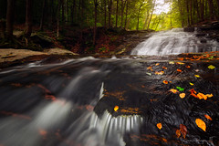 In the Flow (Simmie | Reagor - Simmulated.com) Tags: ashfield cascade chapel brook falls connecticut photographer d750 fall forest landscape long exposure massachusetts nature nikon northeast outdoor outdoors park river rock september stone stream tree usa beautiful cascading cataract creek digital drop flow flowing fluid fresh freshness motion natural north america overcast powerful pure ripple scenery scenic speed splash torrent tourism travel water waterfall wet