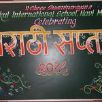 Marathi Week Celebration