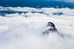 You've Always Got Your (Lion's) Head in the Clouds (thisbrokenwheel) Tags: africa tablemountain lionshead climb southafrica nationalpark travel nature hiking geology sky capetown outdoors landscape mountain clouds