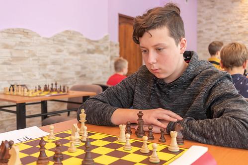 Grand Prix Spółdzielni Mieszkaniowej w Szachach Turniej VII-92