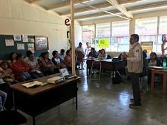 Establece IEEPO medidas preventivas en planteles educativos por fuertes lluvias