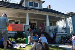 The Sunset District @ Porchfest 2018 (nickmickolas) Tags: porchfest oakhurst ga thesunsetdistrict 2018 decatur