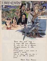 Lanciostory #v19#26 / Rohner (micky the pixel) Tags: comics comic fumetti heft euraeditoriale lanciostory alfonsofont rohner ronrohner adventure samoa