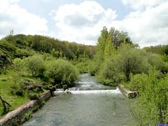 Nacimiento del río Ebro (santiagolopezpastor) Tags: espagne españa spain castilla cantabria naturaleza nature río river reinosa