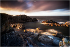 Force Seven (Augmented Reality Images (Getty Contributor)) Tags: nisifilters autumn benro canon cliffs clouds coastline landscape longexposure morayshire morning portknockie rocks scotland seascape sunset water waves