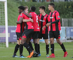 Lewes 2 Folkestone Invicta 0 20 10 2018-272-2.jpg (jamesboyes) Tags: lewes folkestoneinvicta football soccer fussball calcio voetbal amateur bostik isthmian goal score celebrate tackle pitch canon 70d dslr