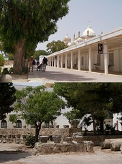 Museum near the Carthage foundation (Insher) Tags: tunisia tunis carthage museum ancient