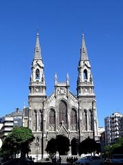AVILES - LA IGLESIA NUEVA DE SABUGO (mflinera) Tags: aviles asturias iglesia de sabugo arquitectura