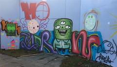 Barnslig (svennevenn) Tags: barnslig gatekunst streetart bergen