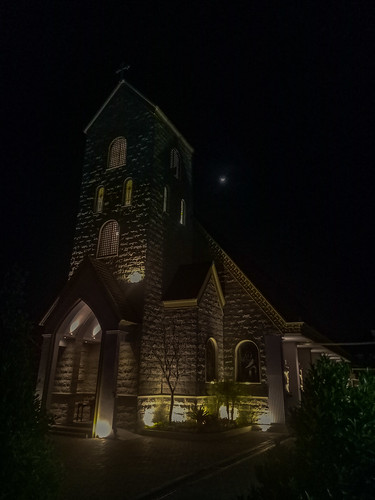 St Joseph Church, Jember, East Java, Indonesia