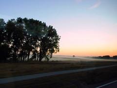 Foggy Morning in September (swetlanahasenjäger) Tags: sonnenaufgang nebel feld morgen september mecklenburgvorpommern contactgroups coth5 coth