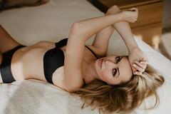 Tanya (creyala) Tags: woman boudoir sensual beautiful gaze model act canon 70d lightroom