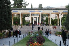 Shiraz Tomb of Hafez