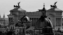 Cupulas (Miradortigre) Tags: roma rome dome cupulas cupula cupole italia italy architecture city citiescape 意大利