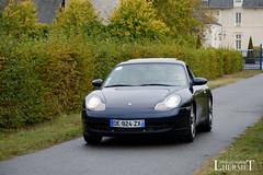 20181007 - Porsche 911 (996) Carrera 3.4i 301cv - N(2595) - CARS AND COFFEE CENTRE - Chateau de Longue Plaine (laurent lhermet) Tags: carreras carrera chateaudelongueplaine domainedelongueplaine nikkor18105 nikond5500 porsche911carrera porsche porsche911 porsche996 nikon