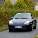 20181007 - Porsche 911 (996) Carrera 3.4i 301cv - N(2595) - CARS AND COFFEE CENTRE - Chateau de Longue Plaine thumbnail