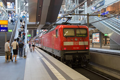 DB 112 183 Berlin Hauptbahnhof (daveymills37886) Tags: db 112 183 berlin hauptbahnhof regio baureihe
