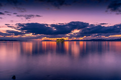 sunset 8037 (junjiaoyama) Tags: japan sunset sky light cloud weather landscape pink purple orange contrast color bright lake island water nature autumn fall calm dusk serene reflection lightingup