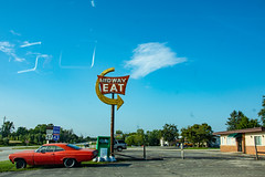 Midway EAT (Jim Frazier) Tags: 201808doorcounty advertisements advertising art bluesky buildings business commerce commercial country eat eatsign food insignia jimfraziercom landscape markets mercantile merchants pastoral q3 randomlake restaurant retail roadtrip roadside rural rustic sales scenery scenic selling shopping shops sign signs storefronts stores structures summer sunny trade vacation wi wisconsin toreveal revealed
