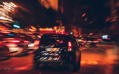 Speed of life (eddy_737) Tags: canon explozoom speed cars city urban lights night nightphotography nightlights zoom abstract lightstream light stream