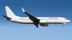 Boeing 737-86J(WL) D-ABAG Air Berlin (William Musculus) Tags: airport spotting karlsruhe badenbaden fkb flughafen edsb dabag boeing 73786jwl air berlin airberlin ber ab 737800 william musculus