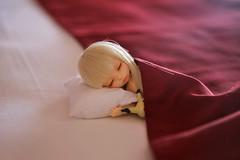 Asleep (SunShineRu) Tags: pkf ante pukifee fairyland bjd ball jointed doll dolls pokemon venusaur mimikyu sleeping island tiny lapras swimming vacation holiday maldives komandoo beach