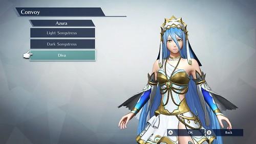 Fire Emblem Warriors Azura_Diva