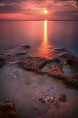 Afytos (sfabisuk) Tags: afitos afytos chalkidiki halkidiki greece sea seascape sunrise