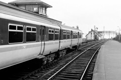 NIR 450 Class leaving Whitehead (AllyJay2006) Tags: whitehead nir 450class northernirelandrailways