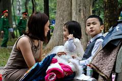 Mother, Hanoi (Valdas Photo Trip) Tags: vietnam hanoi street photography