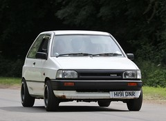 H191 DNR (Nivek.Old.Gold) Tags: 1990 mazda 121 l 3door 1139cc