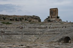 Siracusa, Antikes Griechisches Theater