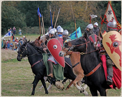 Battle of Hastings Re-enactment - Norman Conroi (pg tips2) Tags: battleofhastings battlesussex battlehastings thebattleofhastings1066 2018 reenactors