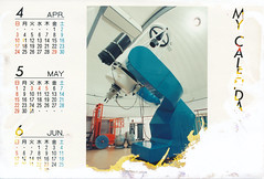 19940000_IMG_0002 (NAMARA EXPRESS) Tags: postcard photograph calendar paper telescope observatory memorial typhoons storm surge color japan film canon canoscan 9000f scanner scan namaraexp