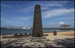 Defence Memorial Redcliffe Lest We Forget= (Sheba_Also 43,000 photos) Tags: defence memorial redcliffe lest we forget