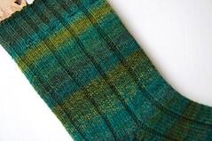 bmfa mppdx sock leg (thing4string) Tags: knit knitting handknit handknitted socks handspun handspinning wool superwash merino nylon bluemoonfiberarts bmfa fingering 3ply