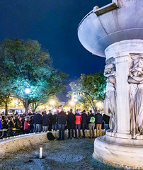 2018.10.25 Vigil for Matthew Shepard, Washington, DC USA 2680