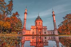 SCHLOß SCHWETZINGEN (01dgn) Tags: schlosschwetzingen schwetzingen almanya germany deutschland travel badenwürttemberg moschee mosque camii