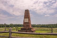 Second Bull Run Monument (www78) Tags: manassas national battlefield park virginia second bull run american civil war monument