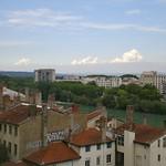 Vue panoramique de Lyon depuis la Croix-Rousse 3 thumbnail