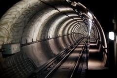 Hoping for Replacement (Thomas Hawk) Tags: america california losangeles metrorail usa unitedstates unitedstatesofamerica subway subwaytunnel traintunnel tunnel fav10 fav25 fav50 fav100